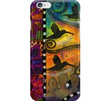 Softly Humming  iPhone Case/Skin