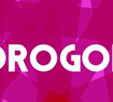 Game Of Thrones Dragon Eggs - Drogon Sticker