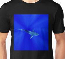 Shark Through  Sun Reflections Unisex T-Shirt