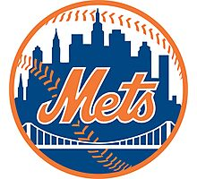 ny mets Photographic Print