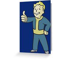 Fallout Boy Greeting Card