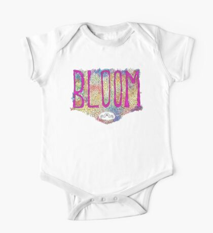 BLOOM by The Morning Birds One Piece - Short Sleeve