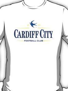 Cardiff City Guinness White T-Shirt