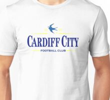 Cardiff City Guinness White Unisex T-Shirt