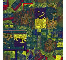 0466 Abstract Thought Photographic Print