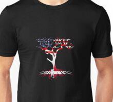Danish Roots, American Life Unisex T-Shirt