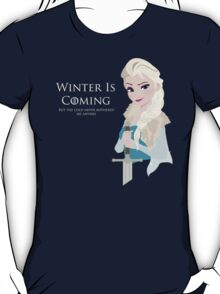 Frozen Is Coming T-Shirt