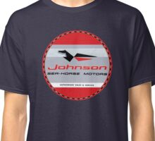 Vintage Johnson Seahorse Outboard Motors Classic T-Shirt
