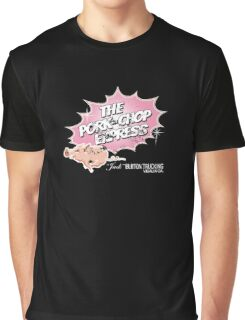 Pork Chop Express - Distressed Pink Dust Variant Graphic T-Shirt