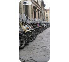 a few motorcyles in firenze iPhone Case/Skin