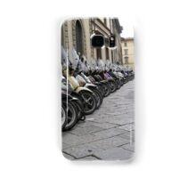 a few motorcyles in firenze Samsung Galaxy Case/Skin