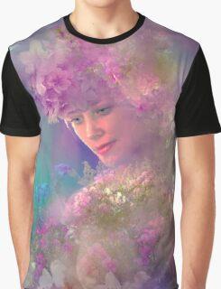 Summer Face Graphic T-Shirt