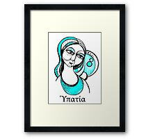 Hipatia Framed Print