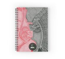 TRYST - Meeting of 2 Lovers Spiral Notebook