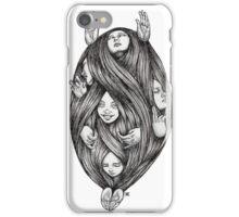 Te To Kami No Ke iPhone Case/Skin