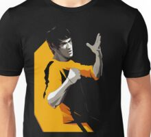 Bruce Lee Game of Death Popart Unisex T-Shirt
