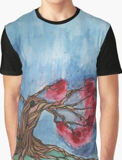 Cherry tree Graphic T-Shirt