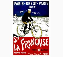"""""""TOUR DE FRANCE"""" Vintage Bicycle Race Print Unisex T-Shirt"""