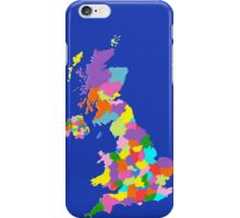 Politically United Kingdom iPhone Case/Skin