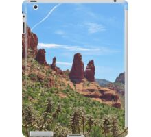 Sedona Peaks, Arizona iPad Case/Skin