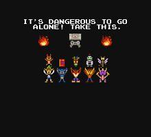 PS Pixel heroes Unisex T-Shirt