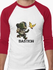 BASTION Cute Spray Merchandise Men's Baseball ¾ T-Shirt
