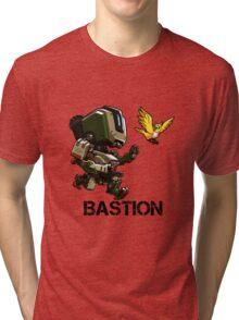 BASTION Cute Spray Merchandise Tri-blend T-Shirt