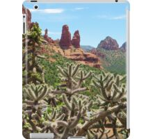 Prickley Peaks, Sedona iPad Case/Skin