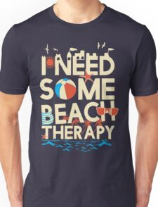 BEACH THERAPY Unisex T-Shirt