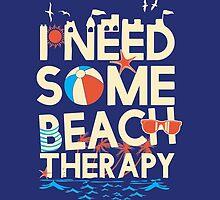 BEACH THERAPY by mojokumanovo