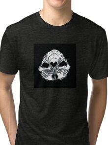 Guinea Pig Skull. Tri-blend T-Shirt