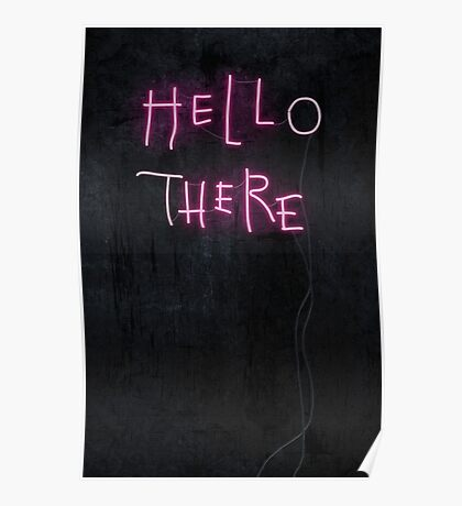 Hell Here Poster