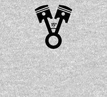 15 degree V engine (1) Unisex T-Shirt