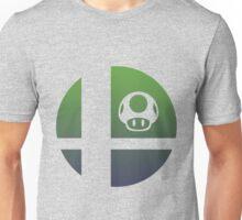 Super Smash Bros - Luigi Unisex T-Shirt