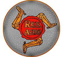 Rex Acme Vintage Motorcycles  UK Photographic Print