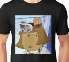 dw the gangster Unisex T-Shirt