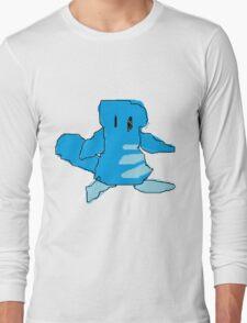 My take on Quagsire Long Sleeve T-Shirt