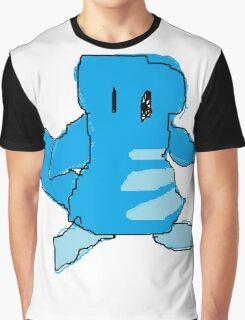 My take on Quagsire Graphic T-Shirt