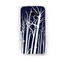 Snowy Winter Night Samsung Galaxy Case/Skin