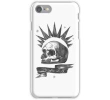 Chloe Price - Misfit Skull iPhone Case/Skin