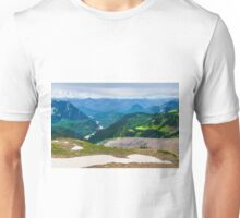Niisqually Valley, Washington. Unisex T-Shirt