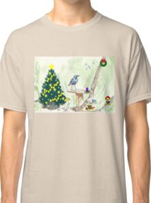 The Starling and Christmas in Africa Classic T-Shirt