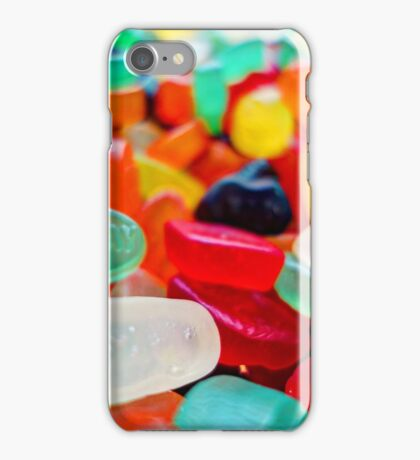 Sweets 01 - Wine Gums iPhone Case/Skin