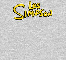 Les Simpsons Unisex T-Shirt