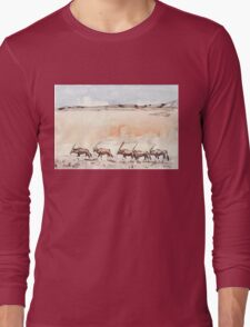 Meet South Africa! Long Sleeve T-Shirt