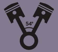 54 degree V engine (1) Kids Clothes