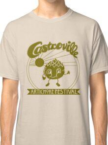 The Original CASTROVILLE ARTICHOKE FESTIVAL shirt - Dustin's shirt in Stranger Things!! Classic T-Shirt