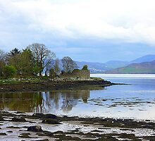 A Ruin With A View..........................Ireland by Fara