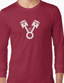 54 degree V engine (2) Long Sleeve T-Shirt