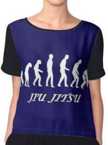 Jiu jitsu evolution Chiffon Top